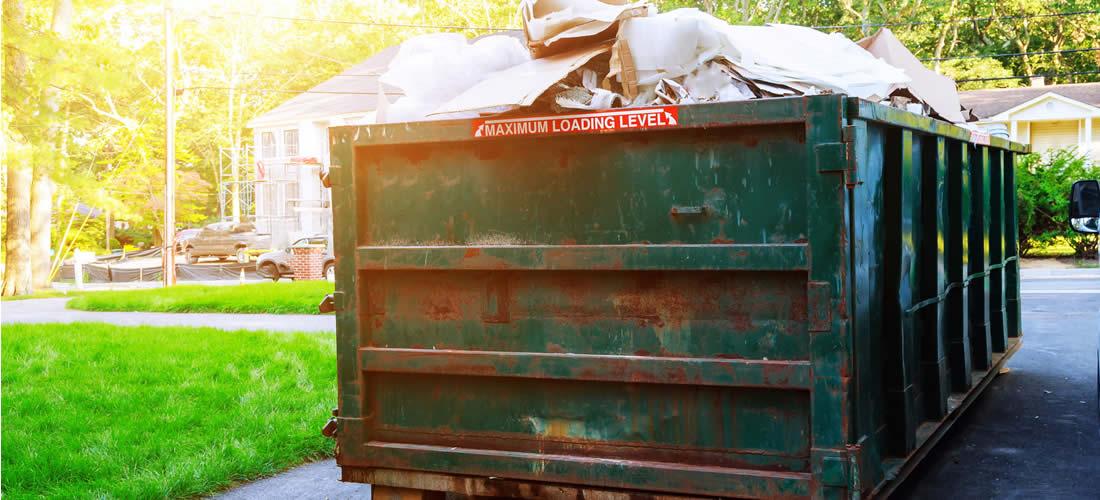 Dumpster Donation Program